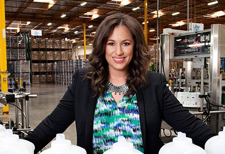 Kelly Vlahakis-Hanks, CEO and President