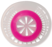 Image - Venus UniTab® Round Urinal Tab Pink Spice