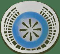 Image - Venus UniTab® Round Urinal Tab Blue Spice