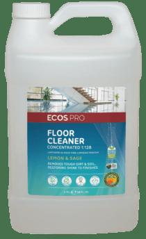 Image - ECOS® Pro Neutral Floor Cleaner Lemon-Sage 1:128 Concentrate