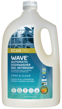 Image - ECOS® Pro Wave® Gel Automatic Dishwasher Detergent, Free & Clear