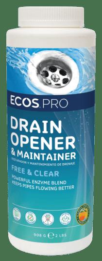 Image - ECOS® Pro Drain Opener & Maintainer