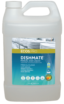 Image - ECOS® Pro Dishmate™ Manual Dishwashing Liquid, Free & Clear