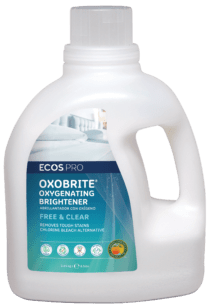 Image - ECOS® Pro OxoBrite™ Oxygenating Whitener & Brightener Powder, 8.5lb